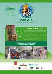 Affiche recyclage des cartouches
