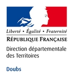 Logo DDT du Doubs
