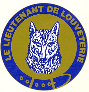 Logo association louvetiers