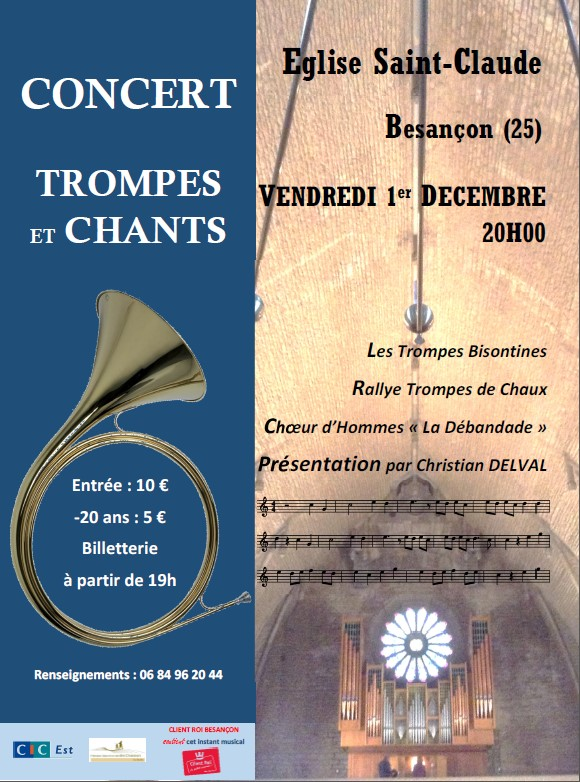 Concert Besançon